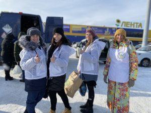 «Караван Мамонтенка» прошел в Сургуте 6 марта